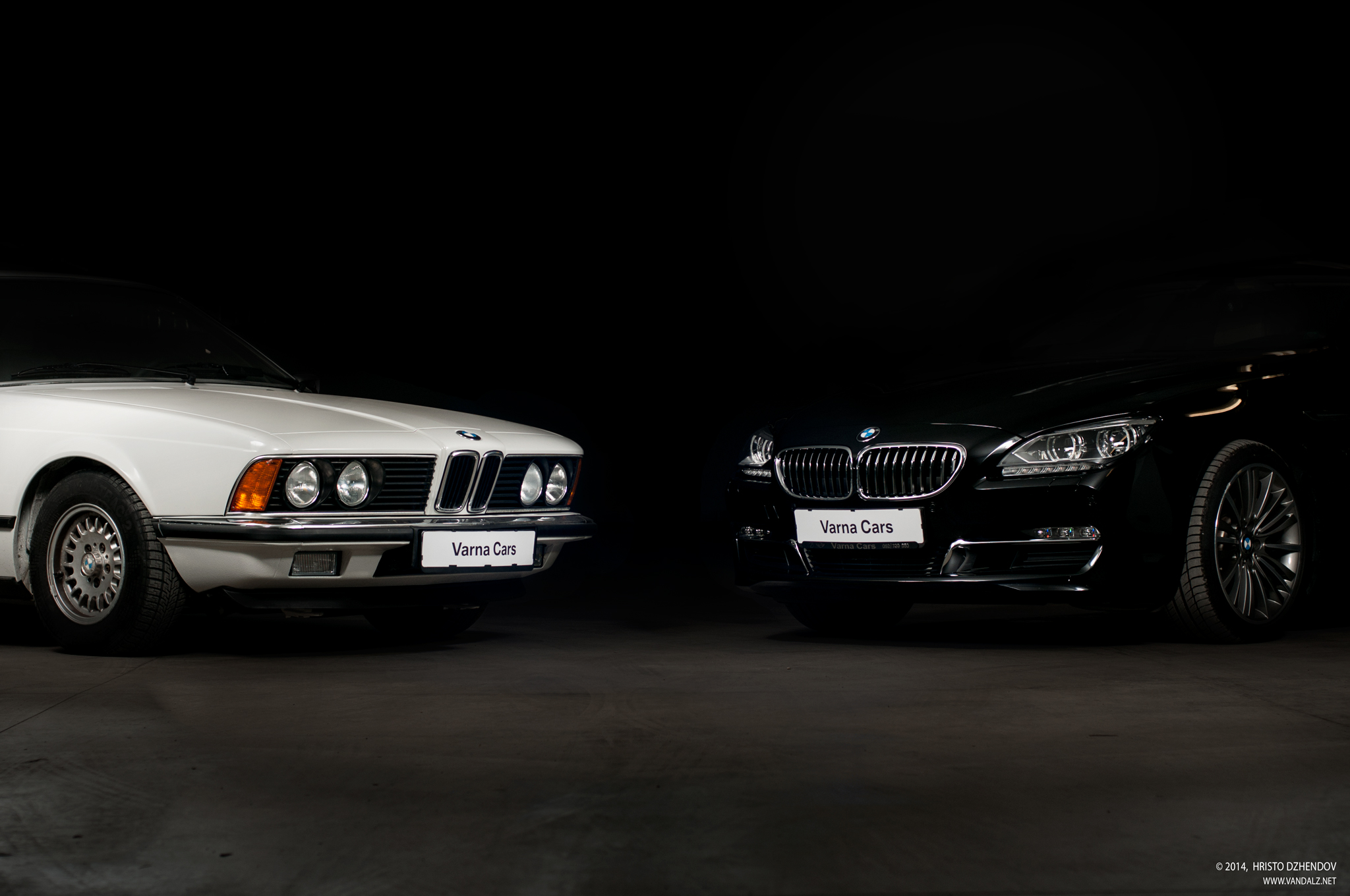 187 Evolution Bmw 6 Series 628csi E24 Vs 640d Gran Coupe